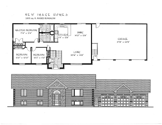 Lot 21 Valentia_MODEL B plan